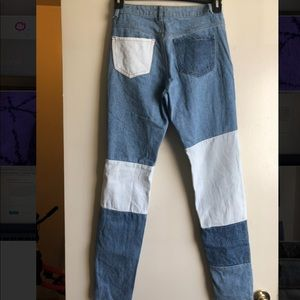 High Waisted Mom Jeans - Riot Brand